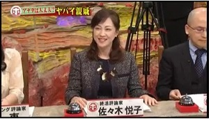 フジテレビ『ホンマでっか!?TV』2017年3月8日放送