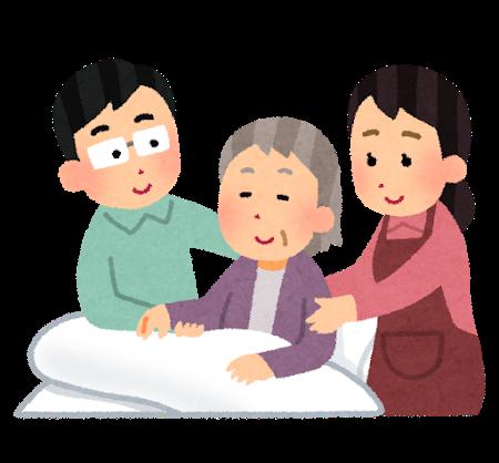 終末期医療と在宅介護